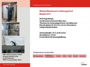 Einfamilienhaus Limburgerhof 2011