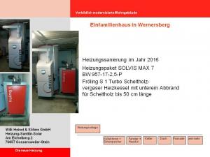 Einfamilienhaus in Wernersberg 2016